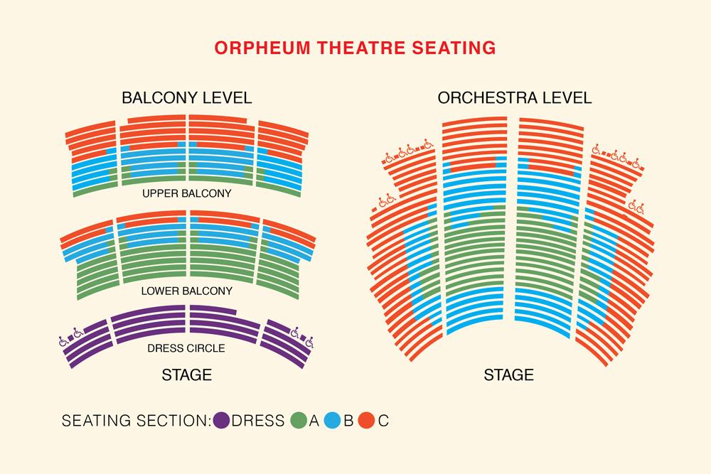 Orpheum Theatre Vancouver Floor Plan Carpet Vidalondon
